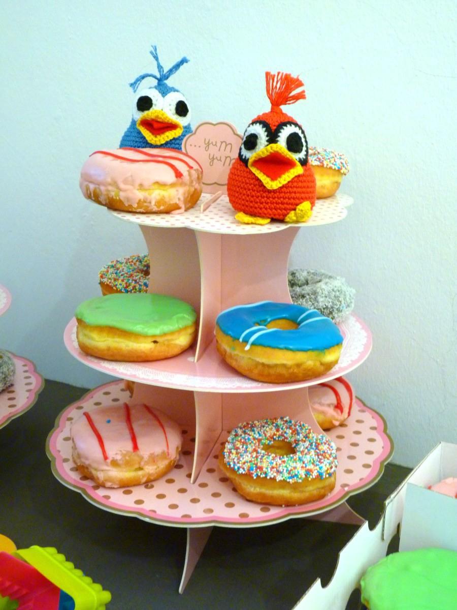Donutpyramide
