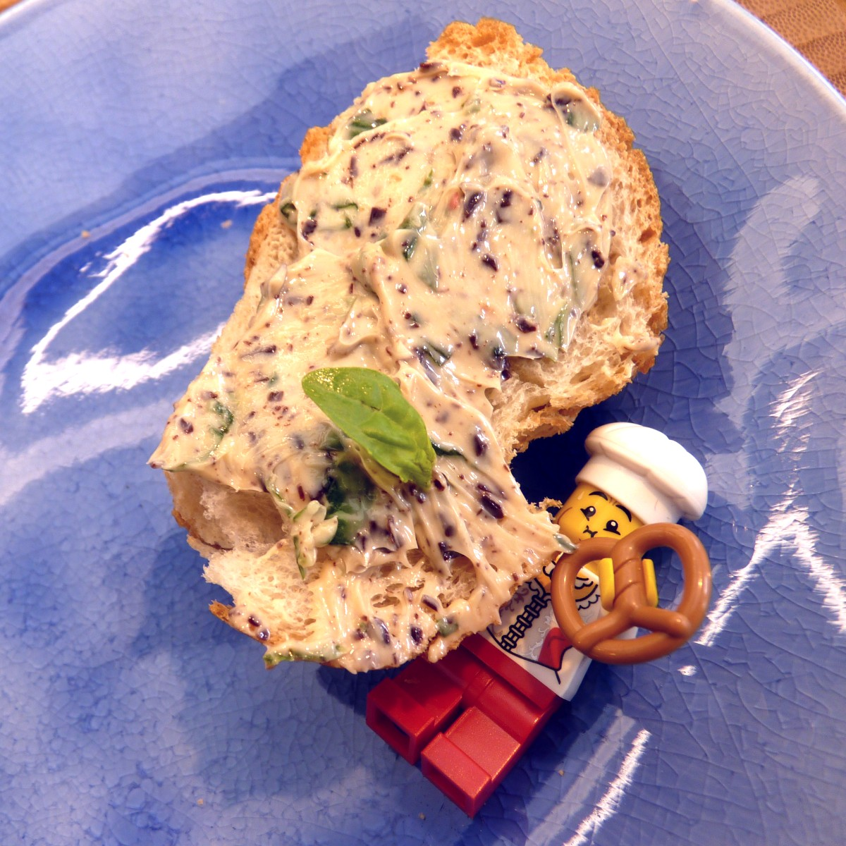 FoodBlog Days Legomelli mit Butterbrot