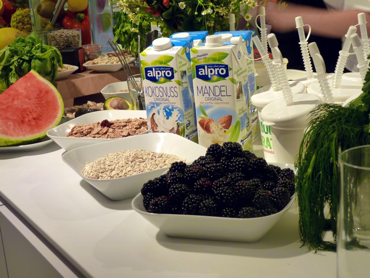 Alpro Vielfalt FoodBlogDays