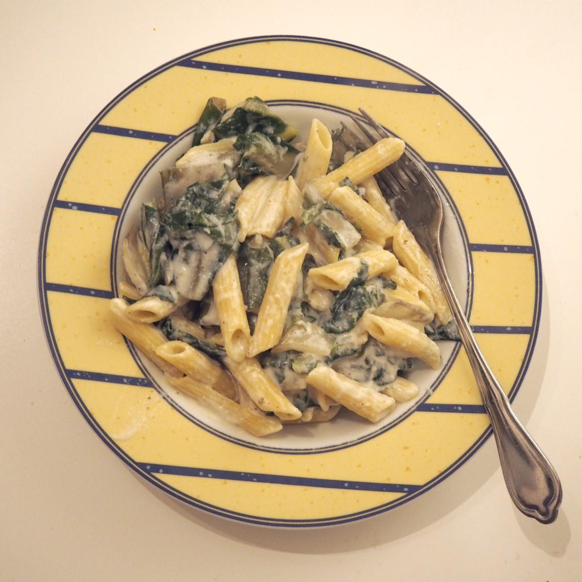 ricotta rezepte pasta