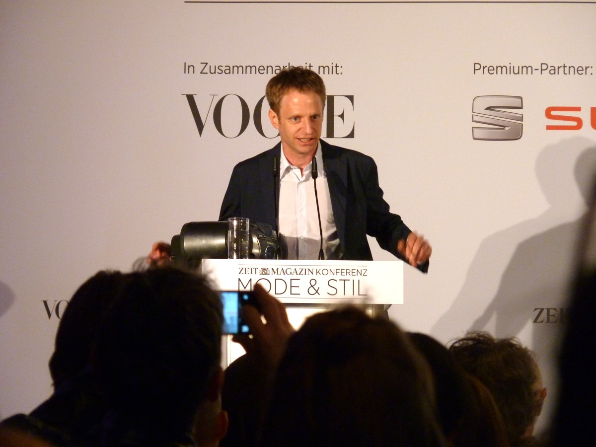 VOGUE und ZEITmagazin Pressekonferenz
