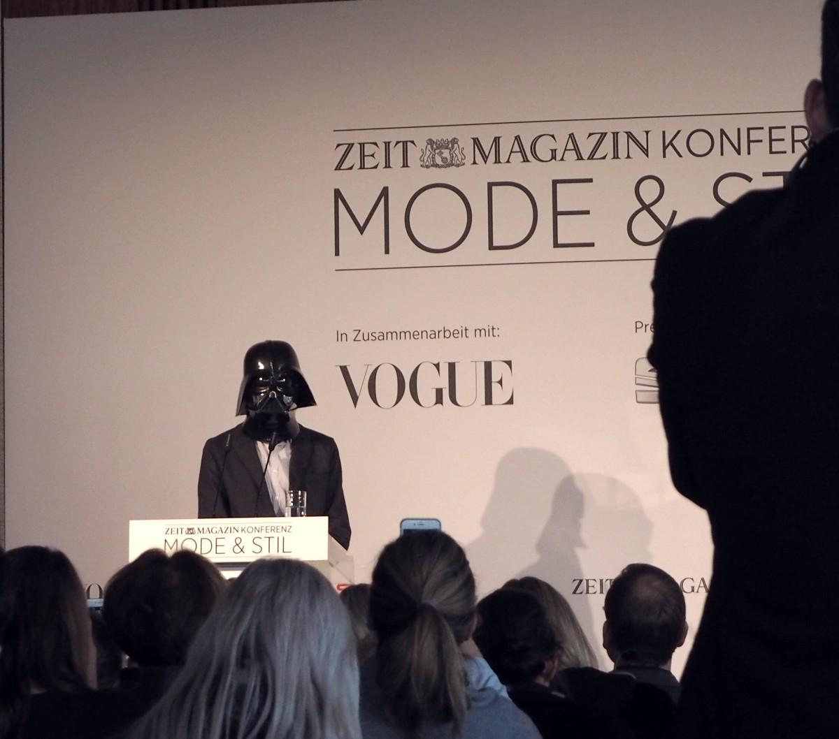 ZEITmagazin Konferenz Tilmann Prüfer