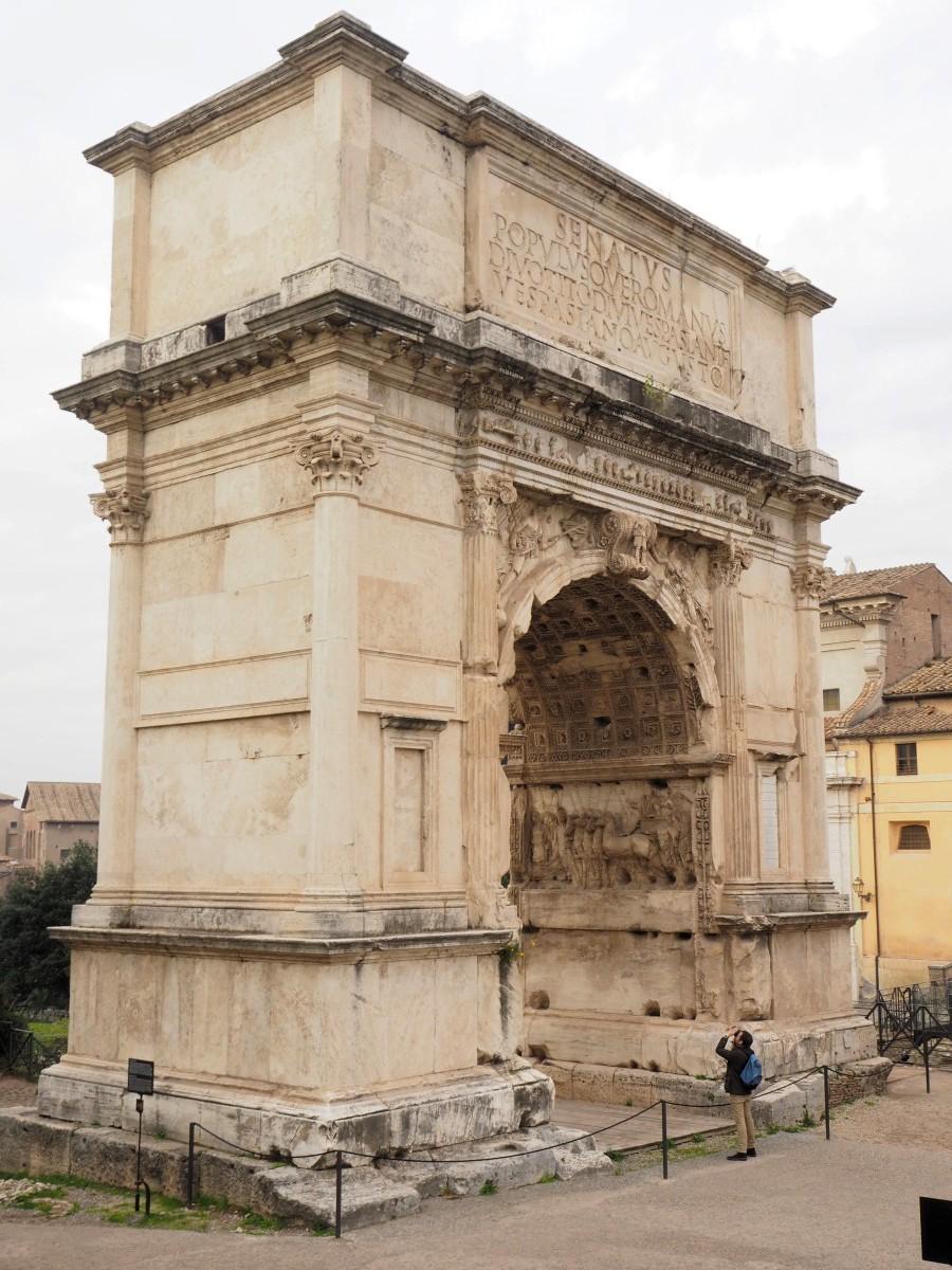 Konstantinbogen Rom