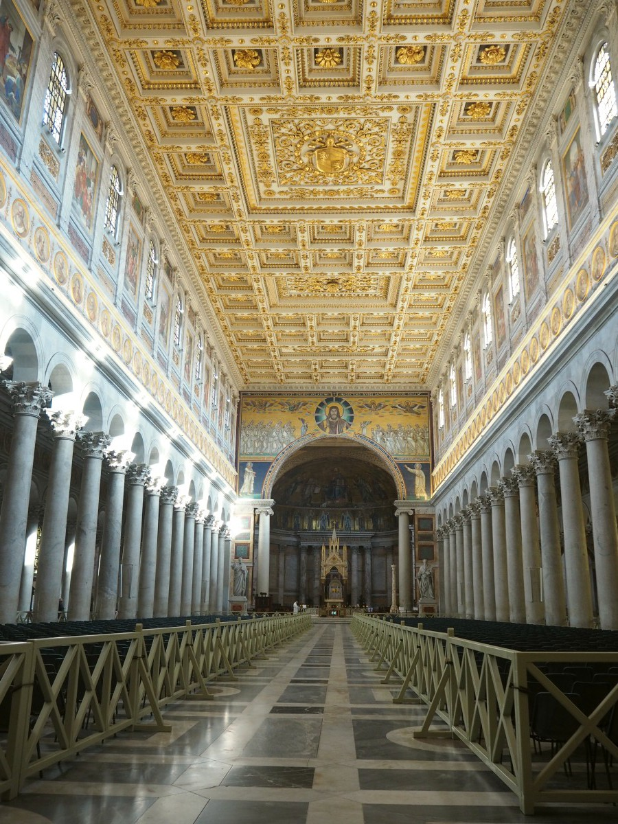 Basilica San Paolo Rom