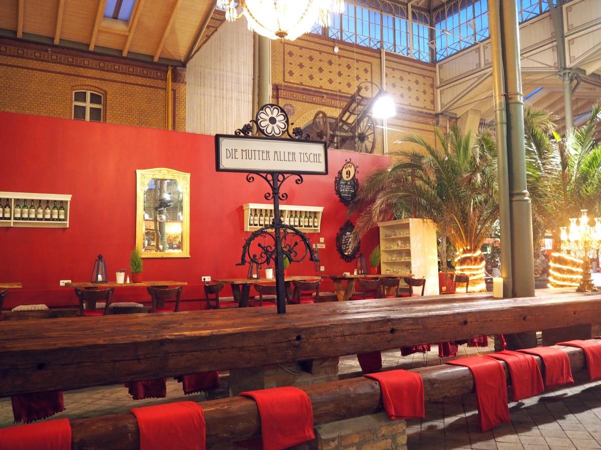 Arminiushalle Moabit Berlin