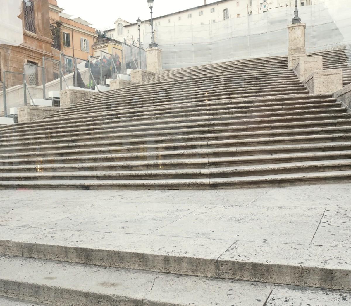 Rom Spanische Treppe Reiseblogger