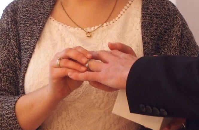 Hochzeit Standesamt Ringe Berlin