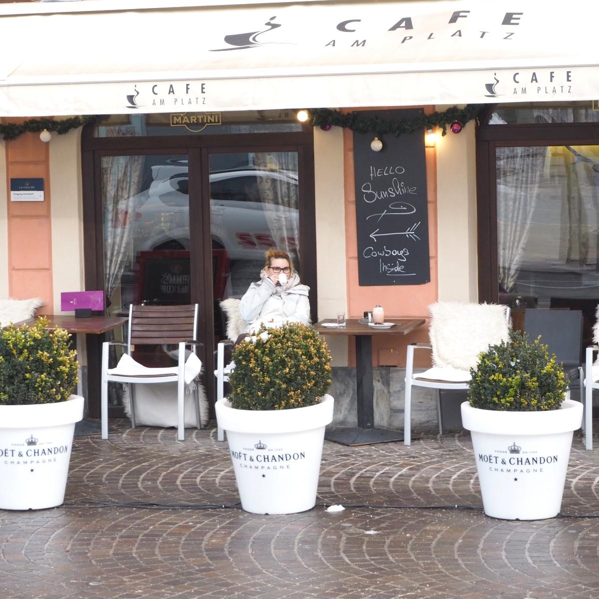 Mellis Kaffeehaustour Kärnten Klagenfurt Cafe am Platz