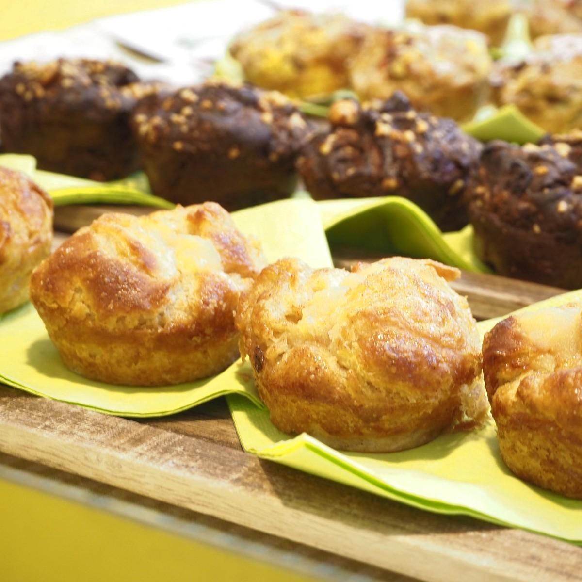Breakfast Market Marthalle neun ix spluffin