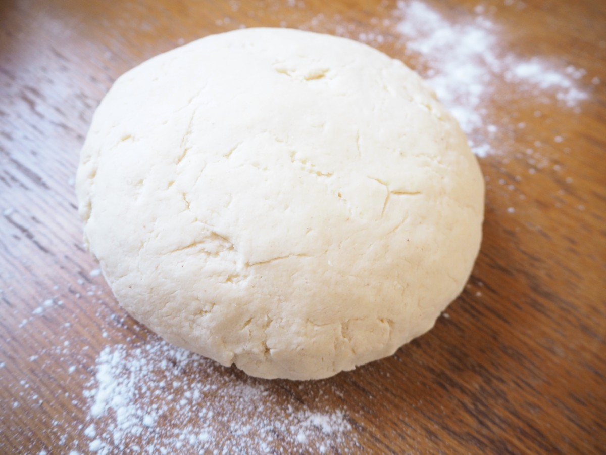 Osterbrot Pull-Apart-Bread Zimt-Zupfbrot Zimt glutenfrei laktosefrei