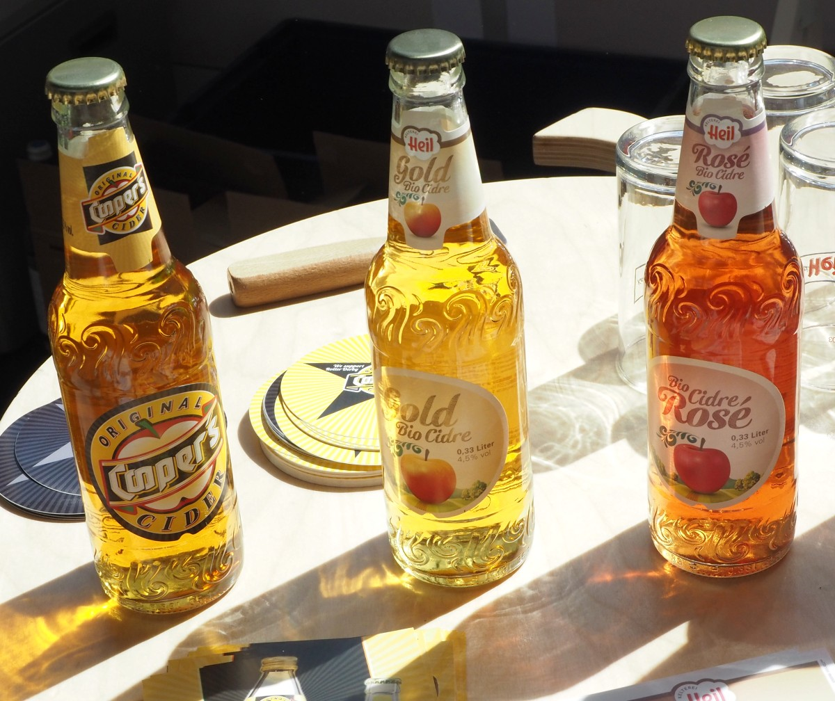 Next Organic Berlin Station Cider Cidre