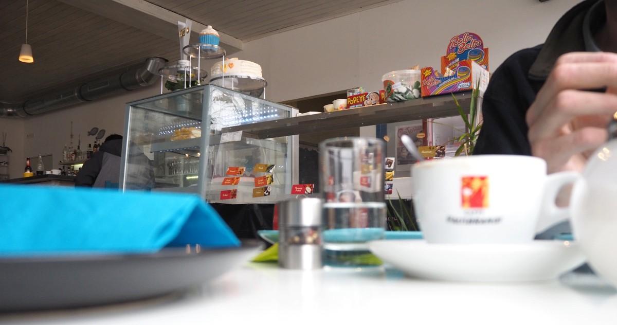 Mellis Kaffeehaustour Burgenland Podersdorf Kaffeehaus Seecafe