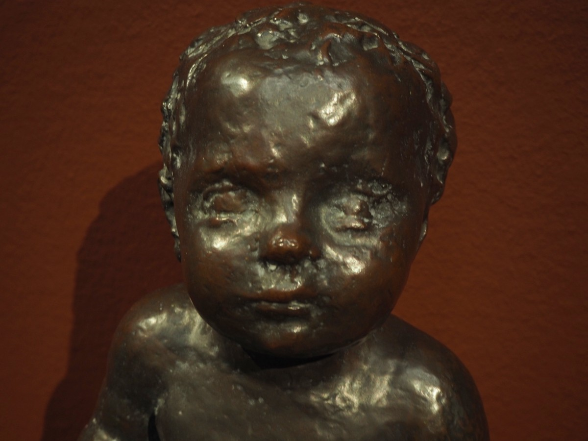 Ausstellung zu W. Lehmbrock im Leopold-Museum Wien am Museumsquartier.