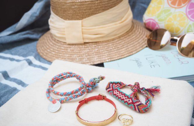 Armbänder sind der perfekte Sommerschmuck!