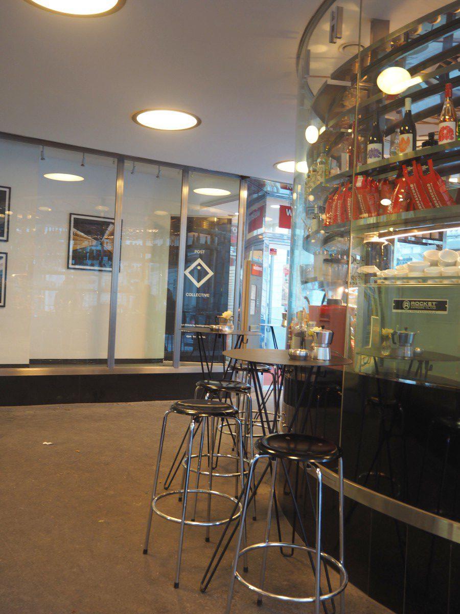 Andraschko Kaffee Cappuccino im falstaff Cafe Guide goldene Kaffeebohne Sieger von Wien Unger und Klein.