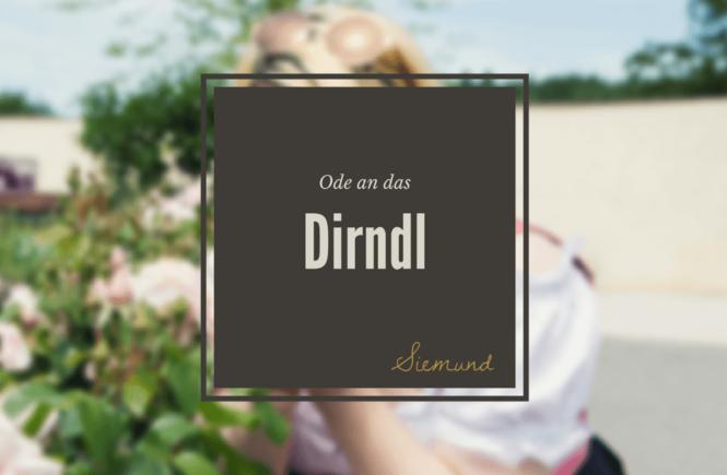 Dirndl Mayerling rosa Österreich