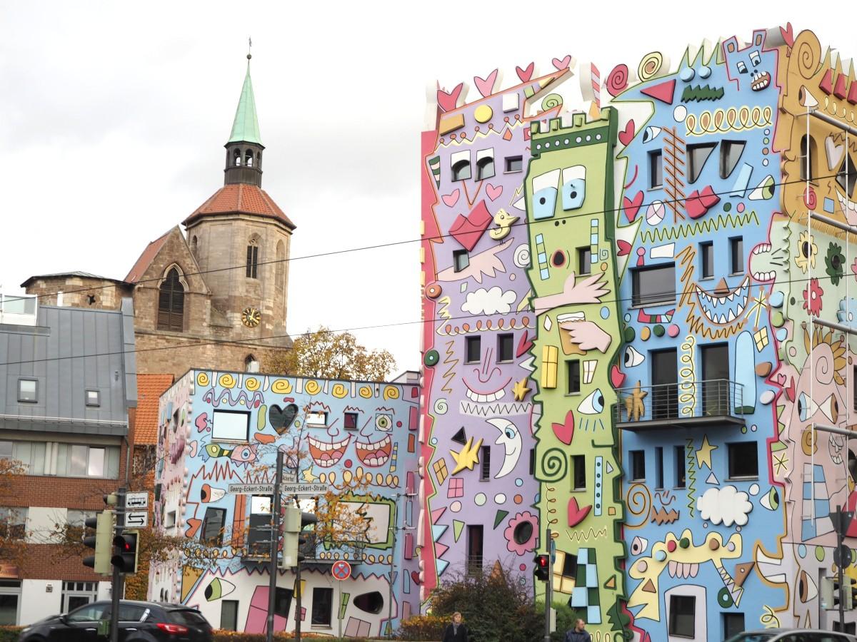 Happy Rizzi Haus in Braunschweig