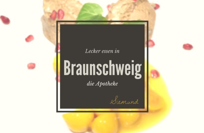 Braunschweig HAUM Museum frisch verführt entdeckebraunschweig Kunst Kultur Apotheke