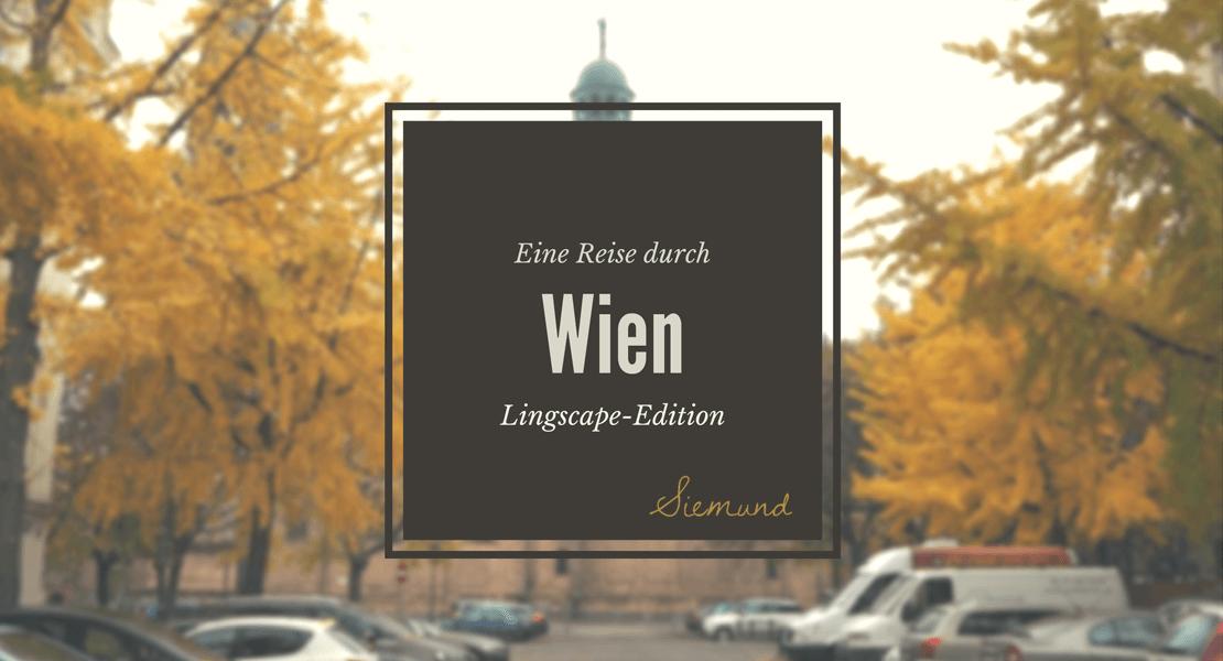 Ein kleiner Stadtführer durch Wien Favoriten und seine Linguistic Landscape. In der Lingscape-Version   mehr unter msiemund.de
