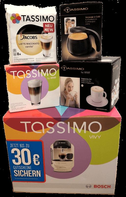Der große österreichische Blogger Adventkalender 2016 Gewinnspiel Tassimo Kaffeemaschine