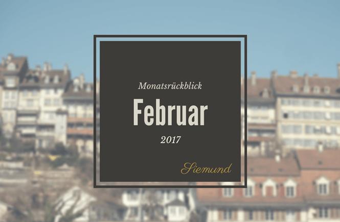 Wie ist dein Februar verlaufen? Ich erzähle dir, was es bei mir so alles neues gibt und was für Blogposts demnächst kommen werden.