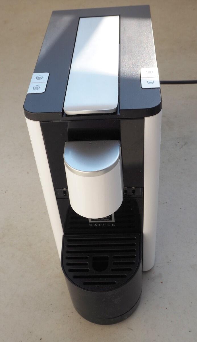 Ich habe die Leysieffer Kaffeekapselmaschine mit innovativem Milchschaumsystem getestet. Lest hier, was ich davon halte. | Lies mehr auf msiemund.de