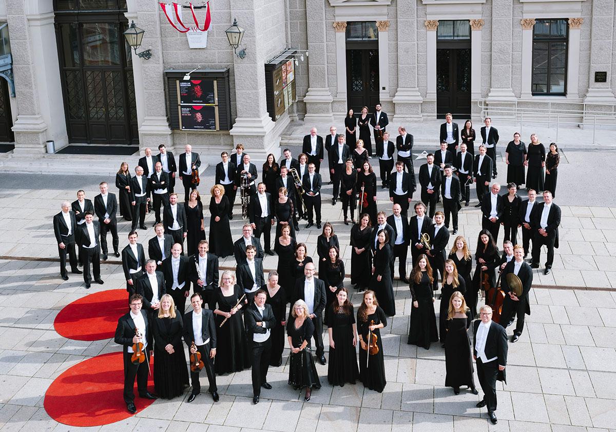 Tonkünstler Orchester Musikverein Wien Foto: Martina Siebenhandl