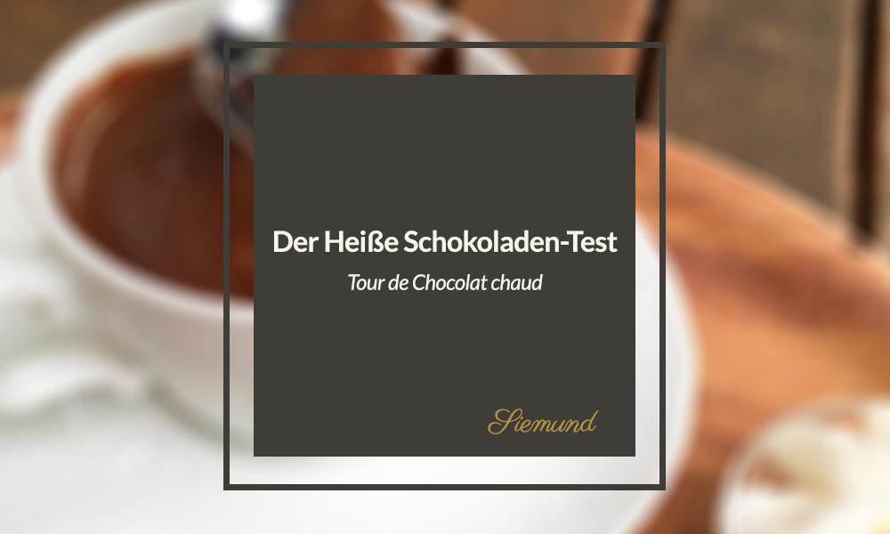 Heiße Schokolade ist manchmal besser als ein Kaffee. Wo das der Fall ist, möchte ich testen. Lies hier meine Kriterien und finde die Liste meiner getesteten Cafés! | Komm jetzt auf msiemund.de!