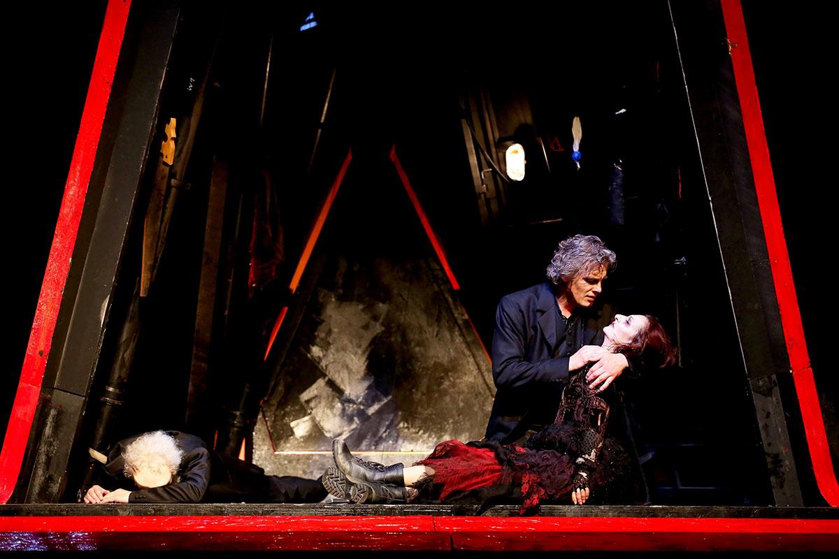 Sweeney Todd in der Volksoper Wien - lies mehr auf msiemund.de!