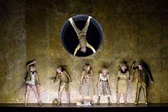 Jedermann stirbt Copyright: Georg Soulek/Burgtheater