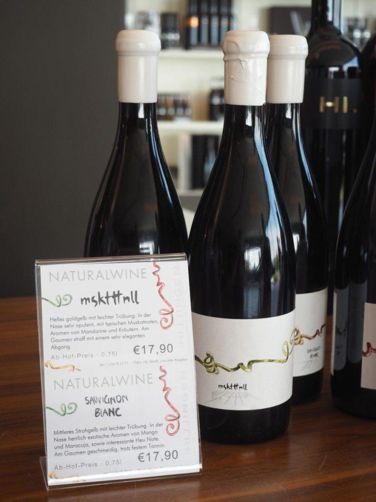 Naturweine vom Hillinger